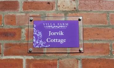 Leah, Jorvik Cottage