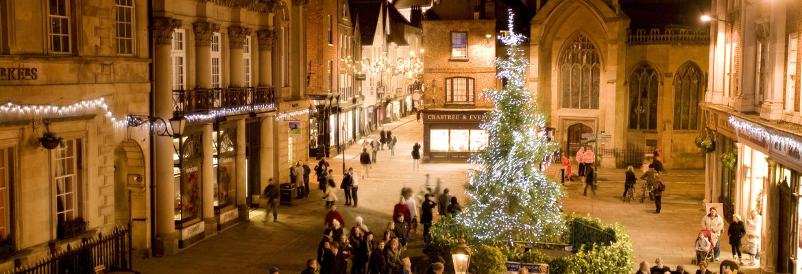 Why visit York during the festive period